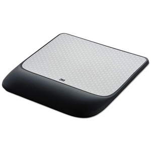 3m Mouse Pad w  Precise Mousing Surface w  Gel Wrist Rest