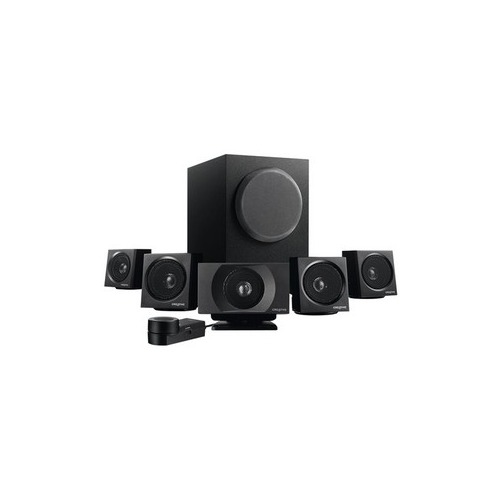 Creative home theater speaker system