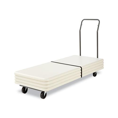 Alera Folding Chair And Table Cart Aleftcart Shoplet Com