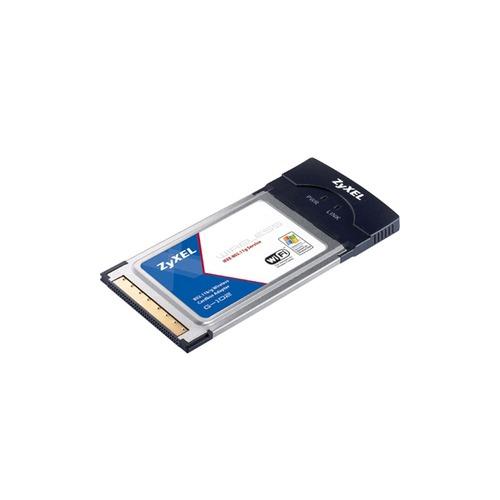 Zyxel ZyAIR G-102 IEEE 802.11g Wireless CardBus Card ...