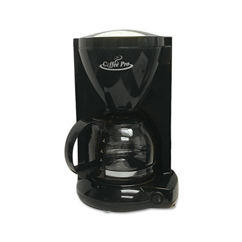 Personal Coffee Maker For Office : Coffee Pro Personal Home/Office Coffee Maker - OGFCP6B - Shoplet.com