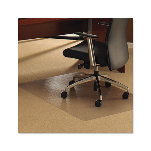 Floortex Cleartex Ultimat Chair Mat For Plush Pile Carpets FLR1113427ER