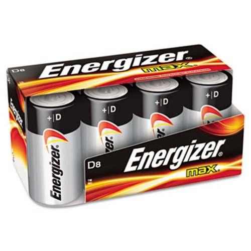 Energizer Max Alkaline Batteries Evee95fp8 Free Shipping
