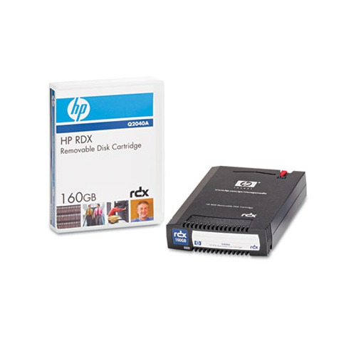 Hp Rdx Removable Disk Backup System Hewq2040aa Shoplet Com