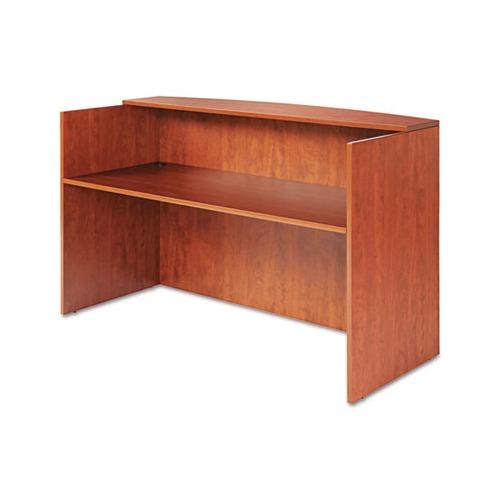 Alera Valencia Series Reception Desk W Counter