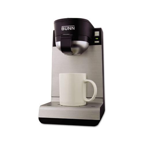 Bunn Coffee Maker Single Serve : Bunn Coffee My Cafe Single Serve Pod Brewer - BUNMC - Shoplet.com