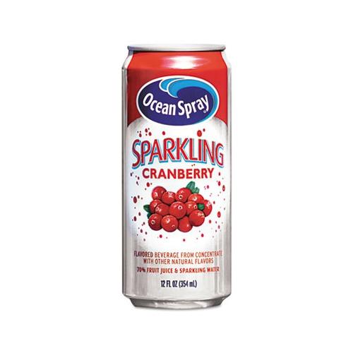 Ocean Spray Sparkling Cranberry Juice - OCS00380 - Shoplet.com