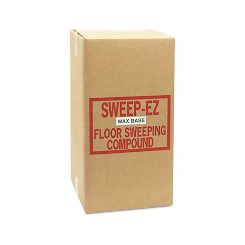 Sorb All Wax Based Sweeping Compound