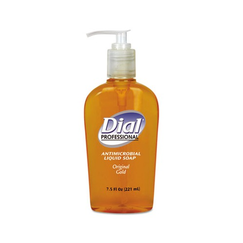 Dial 84014 Liquid Antimicrobial Gold Hand Soap 7 5 Ounces