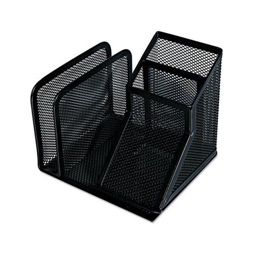 Universal mesh desk organizer unv20002 - Mesh desk organizer ...
