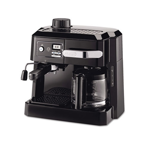 Delonghi BCO320T Combination Coffee/Espresso Machine - DLOBCO320T - Shoplet.com