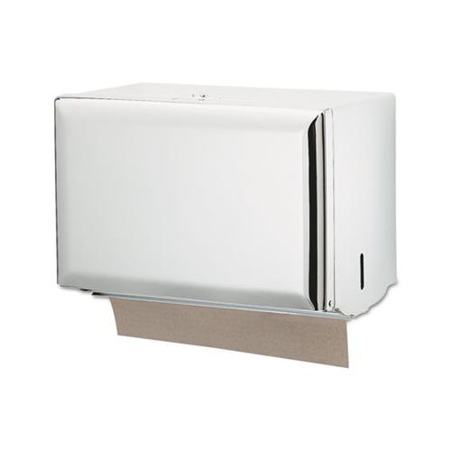 San Jamar Singlefold Paper Towel Dispenser SJMT1800WH