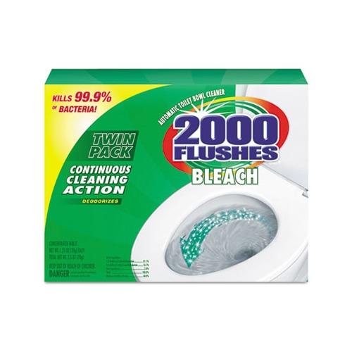2000 flushes blue