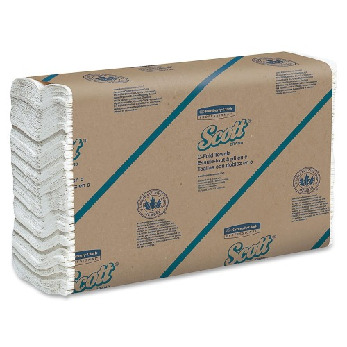 Scott Paper Towels: KIMBERLY CLARK SCOTT C-Fold Paper Towels
