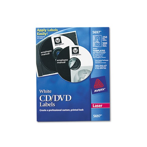 Avery laser cd labels ave5697 shopletcom for Avery disc labels