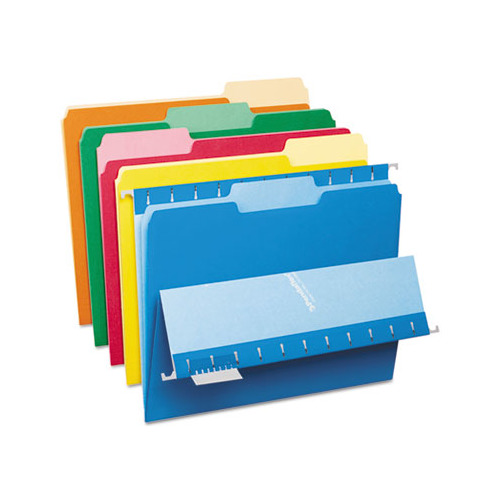 Pendaflex Interior File Folders Pfx421013asst