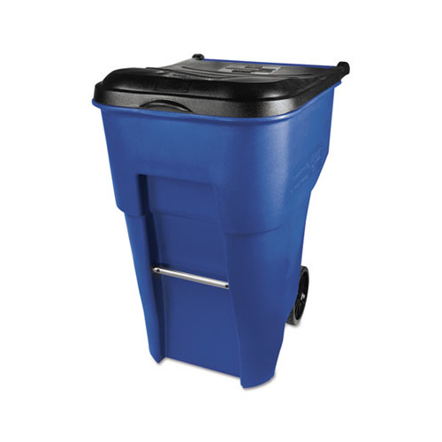 Rubbermaid Brute Rollout Container Rcp9w2273blu