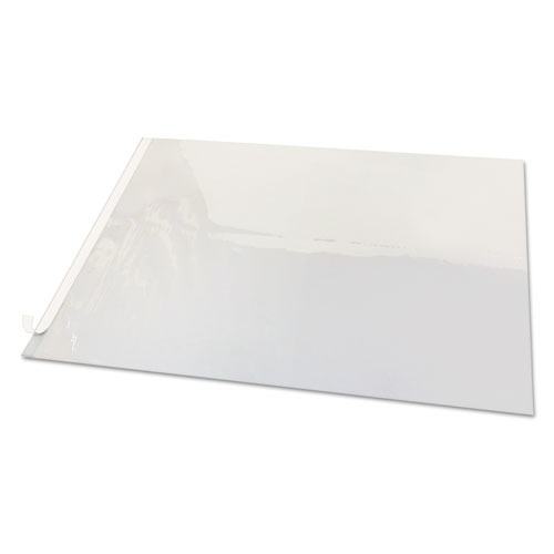 Artistic Second Sight Clear Plastic Hinged Desk Protector