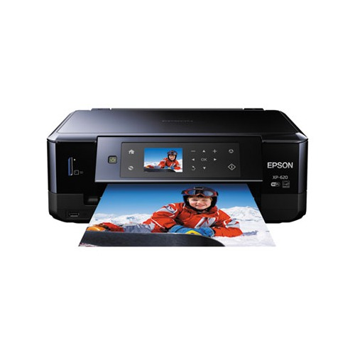 Epson 8 Color Inkjet Print Epson Premium Semigloss Photo: Epson Expression Premium XP-620 Wireless Small-in-One