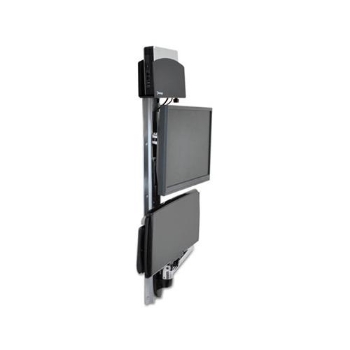 Ergotron Lx Wall Mount System For Medium Cpu Erg45247026