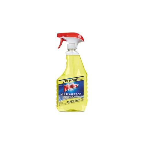 Vinegar As Degreaser: Windex Multi-Surface Vinegar Cleaner
