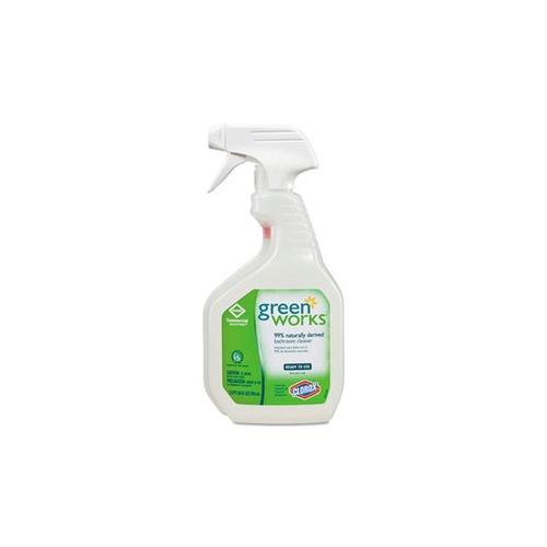 Clorox Bathroom Cleaner Cox00452