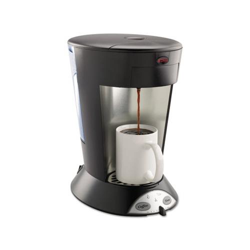 Bunn Coffee My Cafe Pourover Commercial Grade Coffee/Tea Pod Brewer - BUNMCP - Shoplet.com