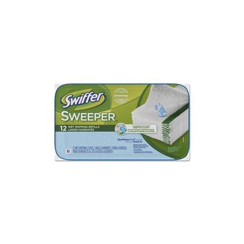 Swiffer Wet Refill Cloths Pgc95531ct
