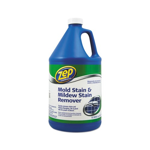 Zep Mold Stain And Mildew Stain Remover Zpezumildew128