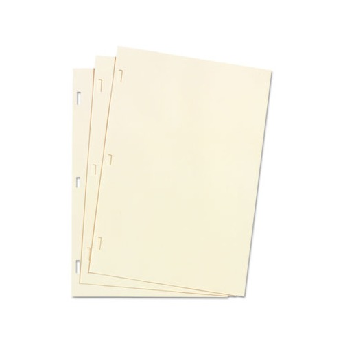 Wilson Jones Looseleaf Minute Book Ledger Sheets