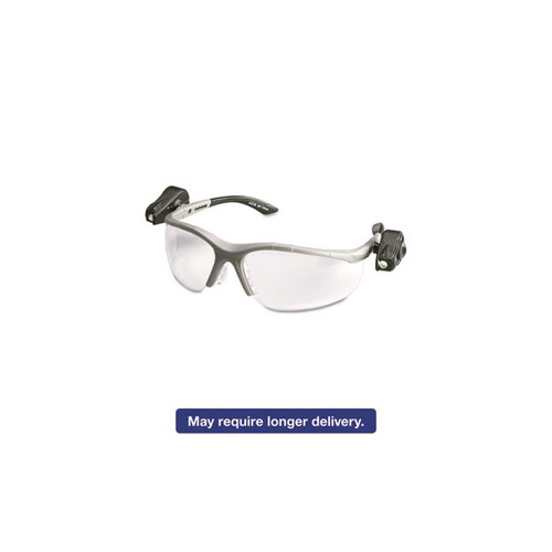 3m lightvision safety glasses w led lights. Black Bedroom Furniture Sets. Home Design Ideas