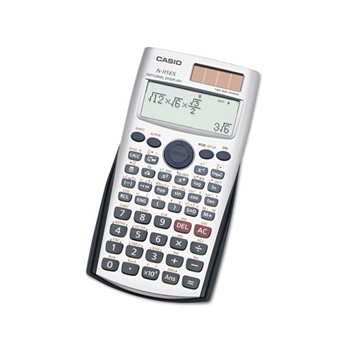 how to clear the memory of a casio scientific calculator