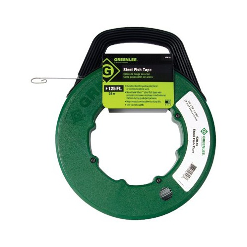 Greenlee fish tapes 438 10 septls33243810 for Greenlee fish tape