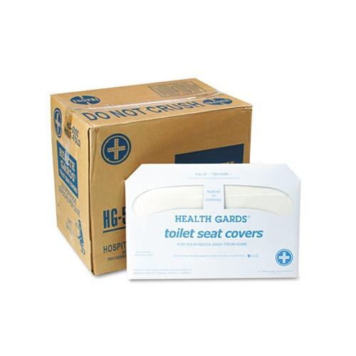 Hospeco Health Gards Toilet Seat Covers Hoshg5000ct