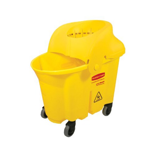 Rubbermaid Brute Institutional Mop Bucket Wringer 7590