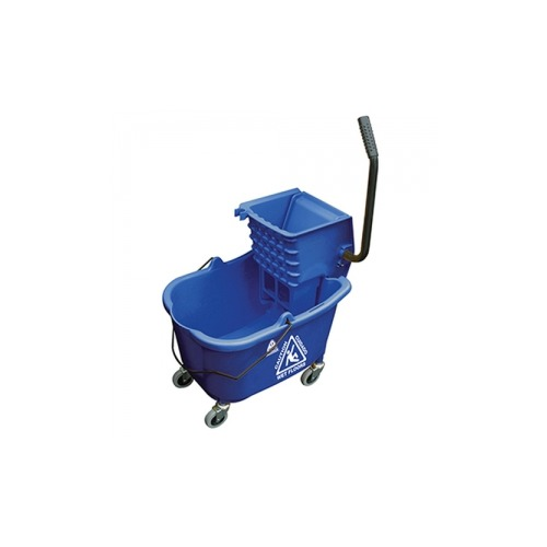 Commercial Mop : CEDAR COMMERCIAL MaxiRough Mop Bucket & Wringer, Blue - OCR6975 ...