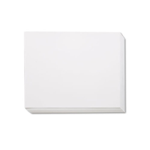 Pacon White Four-Ply Poster Board - PAC104225 - Shoplet.com