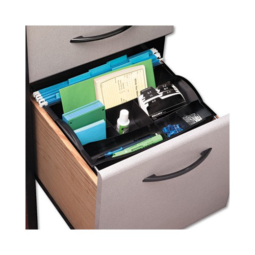Rubbermaid hanging desk drawer organizer rub11916ros - Rubbermaid desk organizer ...